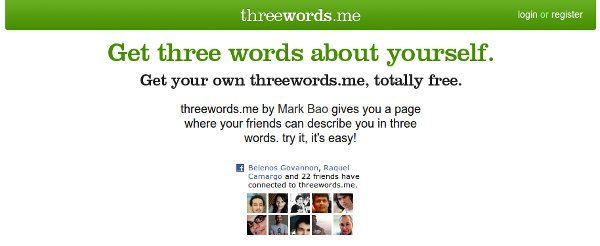 threewords.me