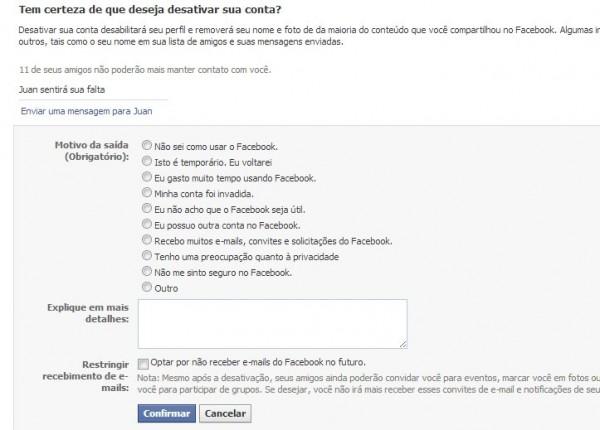 facebook remover