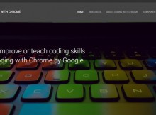 coding-with-chrome