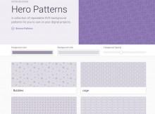 hero-patterns