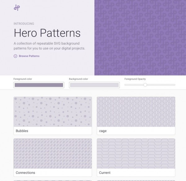 hero-patterns