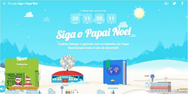 google-papai-noel