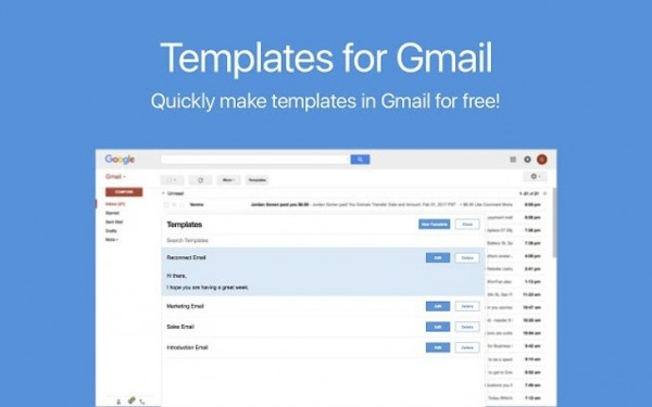 Templates-for-Gmail