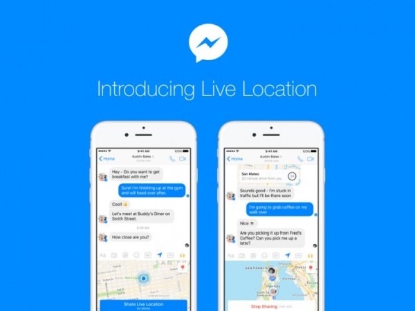 LiveLocationMessenger