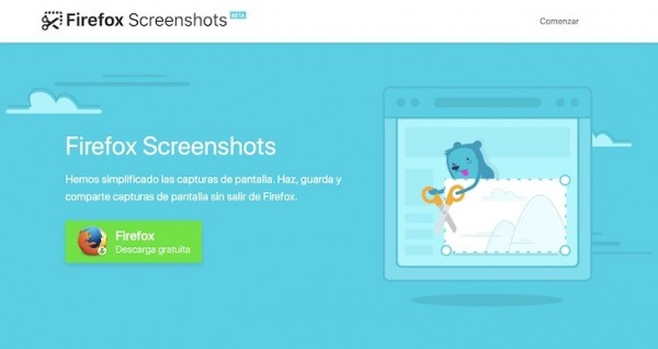 Firefox-Screenshots