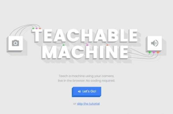 TeachableMachine