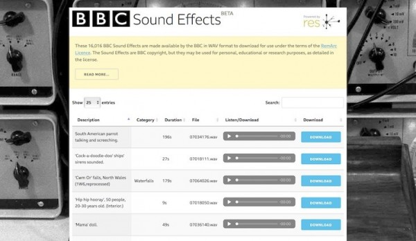 BBC-Sound-Effects-