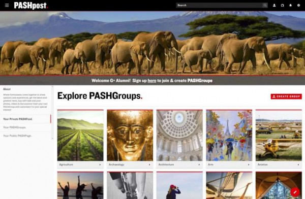 PASHGroup